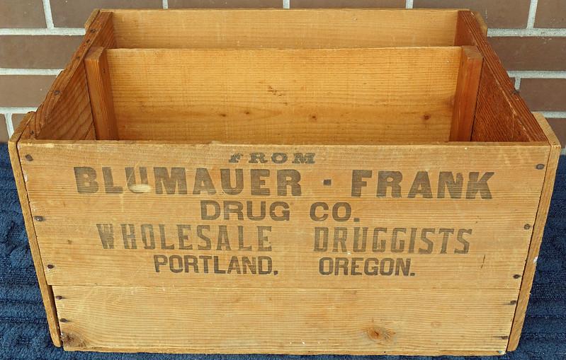 RD3012 Blumauer Frank Drug Crate DSC02229