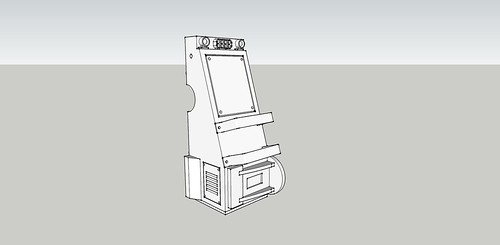 Pac Rat for print front panel | by Nathan Guice: Industrial Designer