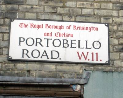 Places I would like to visit: Portobello Market