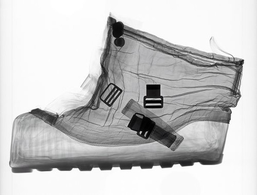 Secret Systems Space Suits x-ray boot | by Groove Q