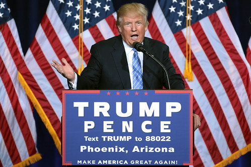 Donald Trump, Repubican candidate for President | by US Department of State