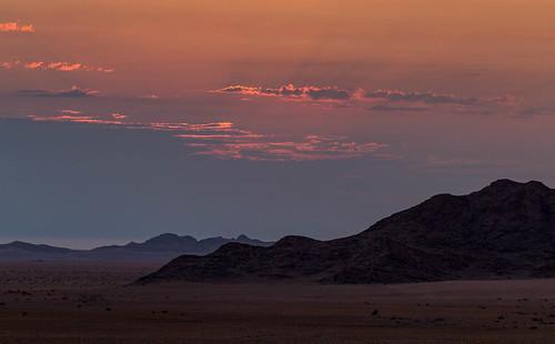 africa desert namibia rays sunsetnamibnaukluft