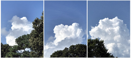 Three Clouds