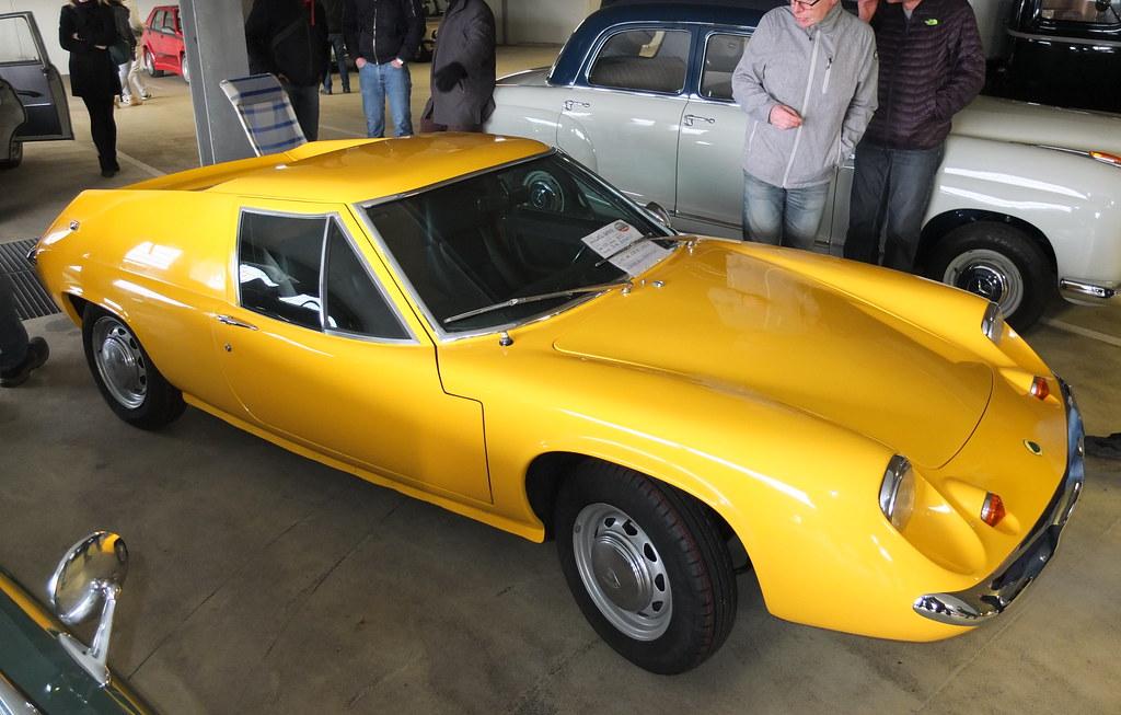 Lotus Europa S2 1970