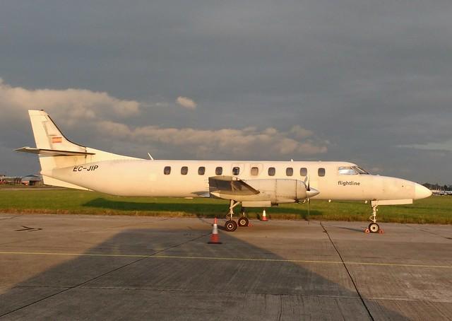 EC-JIP Metro Flightline