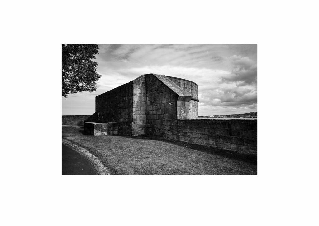 Berwick Walls