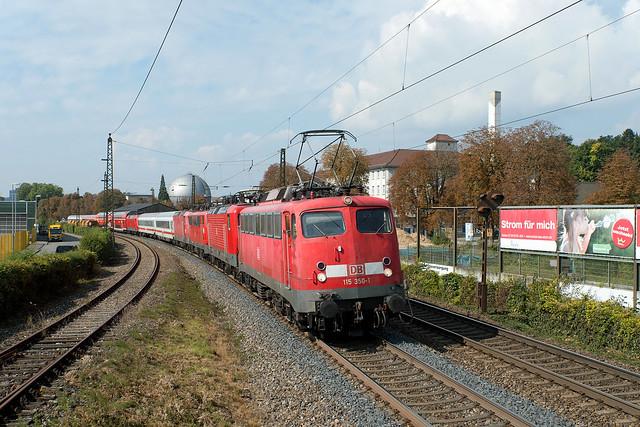 Strom für 115 350 - Göppingen - 23.9.17