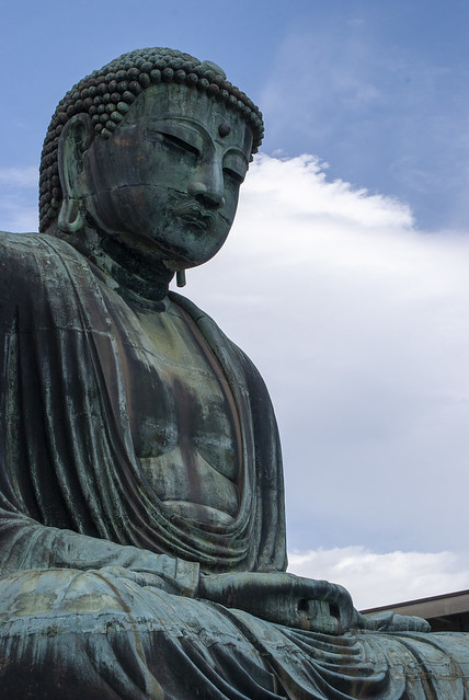 高徳院、鎌倉、日本 – Kōtoku-in, Kamakura, Japan