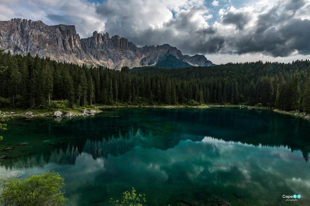 Lago di Carezza... Trentino Alto Adige... Dolomiti