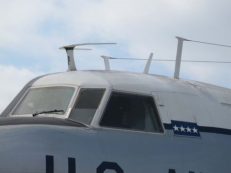 Convair C-131D Samaritan 4