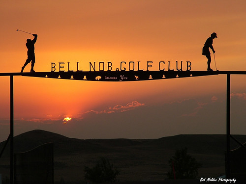 sunset golf bell wyoming nob