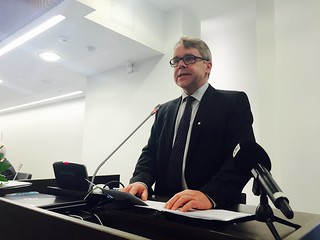 Peter Östman: Pienyrittäjän sosiaaliturvaa kehitettävä