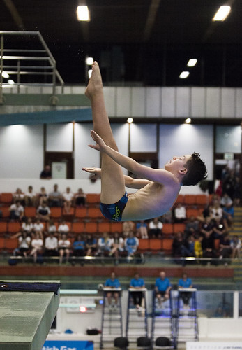 Scottish Gas National Diving Championships & Thistle Troph