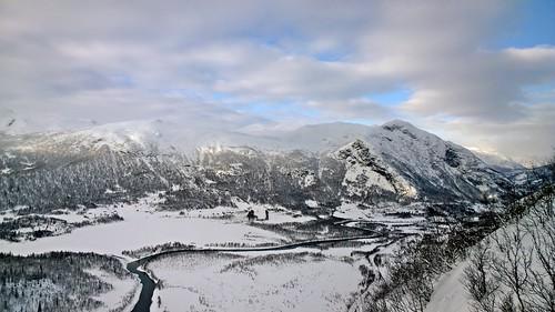 winter snow ice norway climbing hemsedal grøndalen