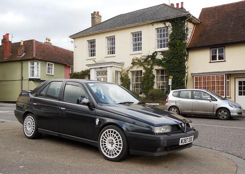 1995 Alfa Romeo 155 2.0   by Spottedlaurel