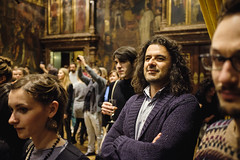 Marco Rendina, project coordinator of Europeana Fashion