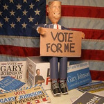 Gary Johnson Free Paper Toy Download
