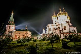 Иверский монастырь 100