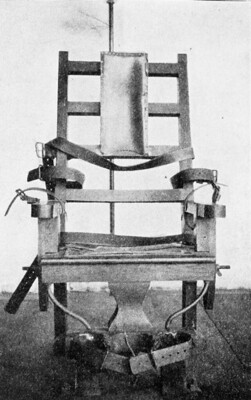 N_2000_10_33 electric chair-state prison 1929