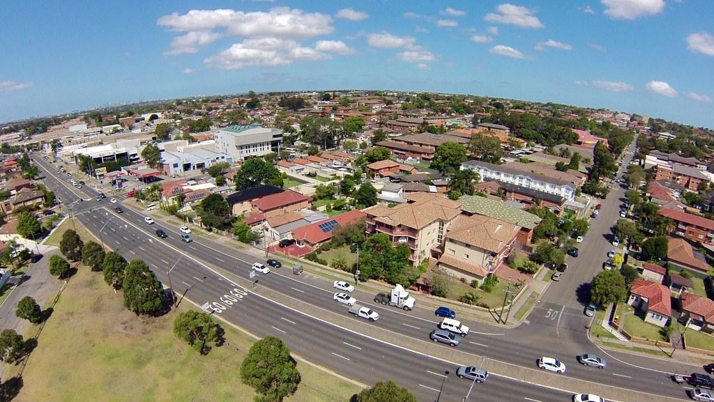 Lakemba NSW Australia #dronephotography #aerialphotography #gopro