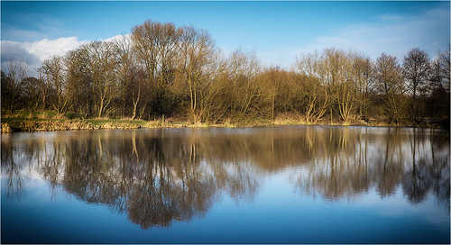 """trees reflection water hall fishing daily 365 bryn wigan davegreen lodges greenheart 1aday landsite colliery"""" oyphotos fujixt1 """"garswood"""