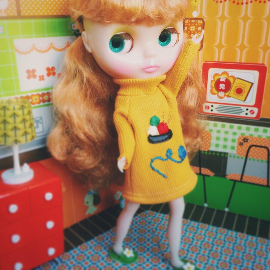 Good Morning Love Juniemooniecutie Blythe Dol Flickr