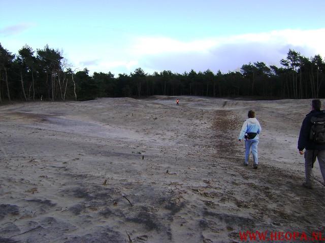 Baarn 40 Km    22-11-2008 (67)