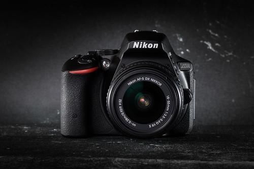 Nikon D5500 | by Henry Söderlund