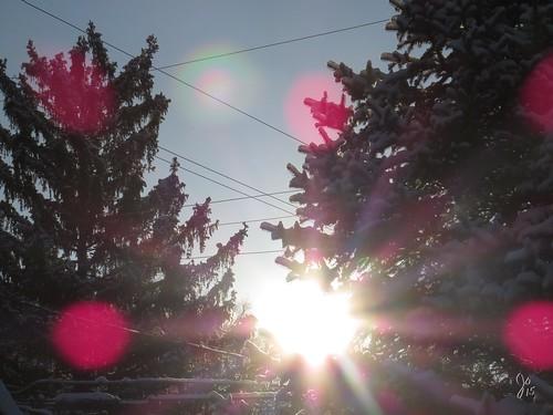 snow sunrise wv wheeling arbordale