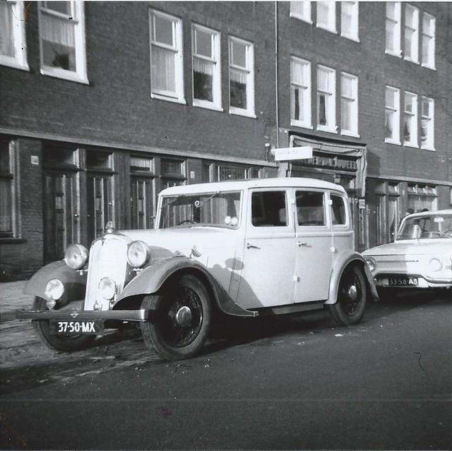 Rover 12 1934