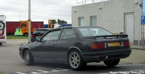 Maserati Biturbo 2.24v. II 1992   Leiderdorp, the ...