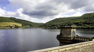 Ladybower Reservoir, Derbyshire   by Arran Bee