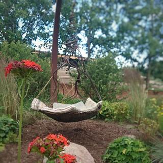 In the garden of Astrid Lindgren's Nääs in Vimmerby, Sweden | by anywhereism