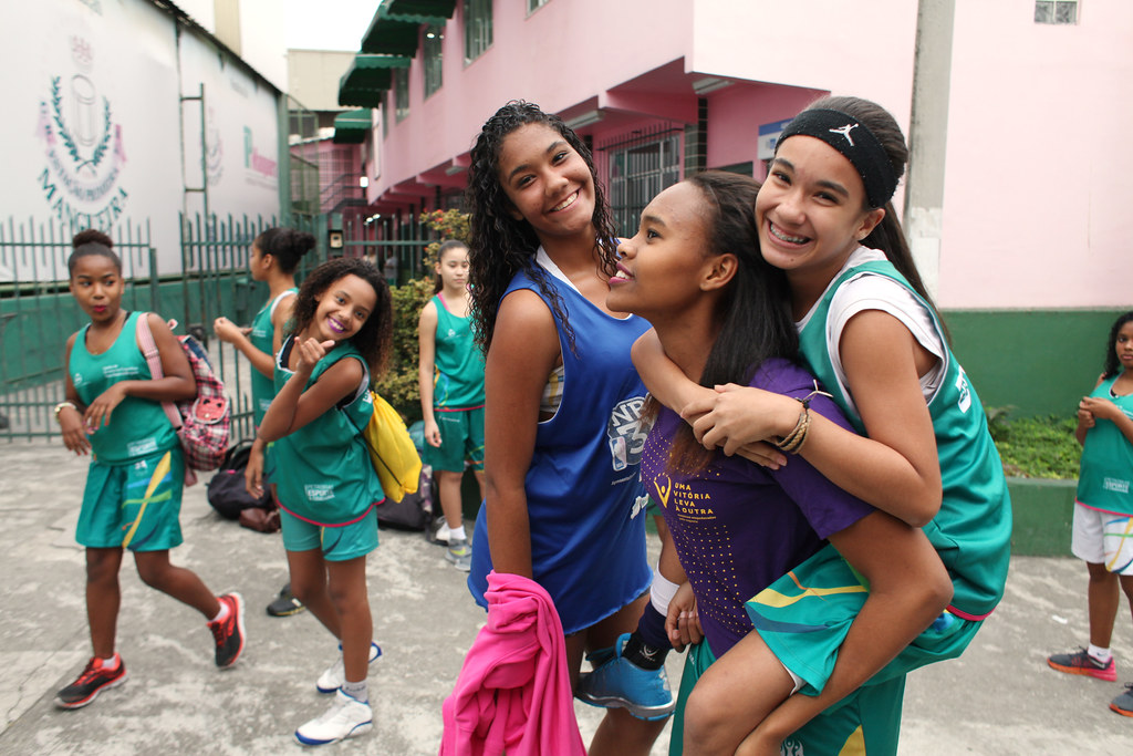 Brazil - For Adolescent Girls In Brazil, One Win Leads To -5221