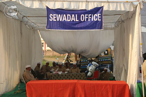 Pavilion of Sewa Dal Office in the Samagam campus