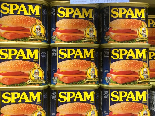 SPAM | by sandwichgirl