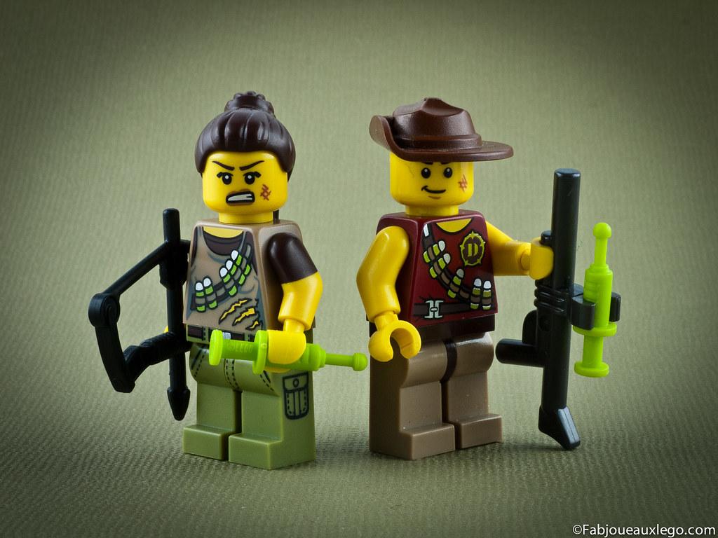 Dino Hunter Squad Fabjoueauxlegocom Fab Joue Aux Lego Flickr