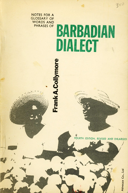 Advocate Company - Frank A. Collymore - Barbadian Dialect