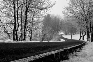 Long and winding road... | by mripp