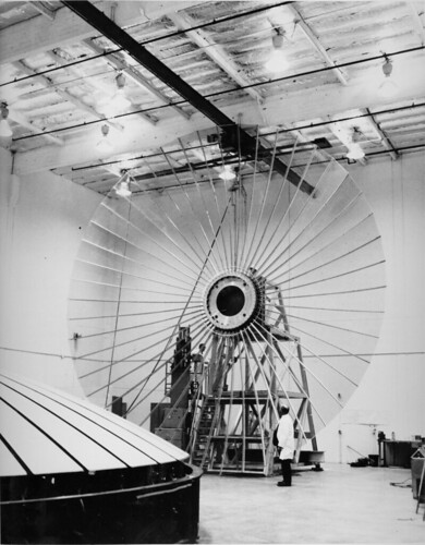 Space Flower Antenna Application Technology Satellite (ATS) | by NASA on The Commons