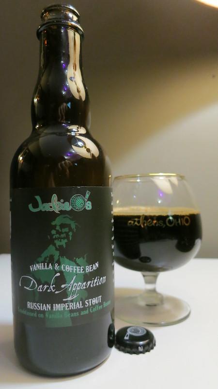Jackie O's Dark Apparition Coffee Vanilla