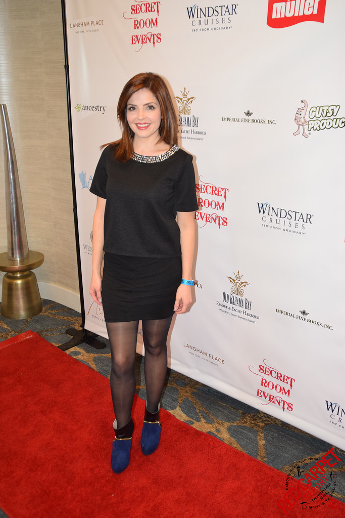 Jen Lilley At Secret Room Events Beauty Bar And Luxury Lou