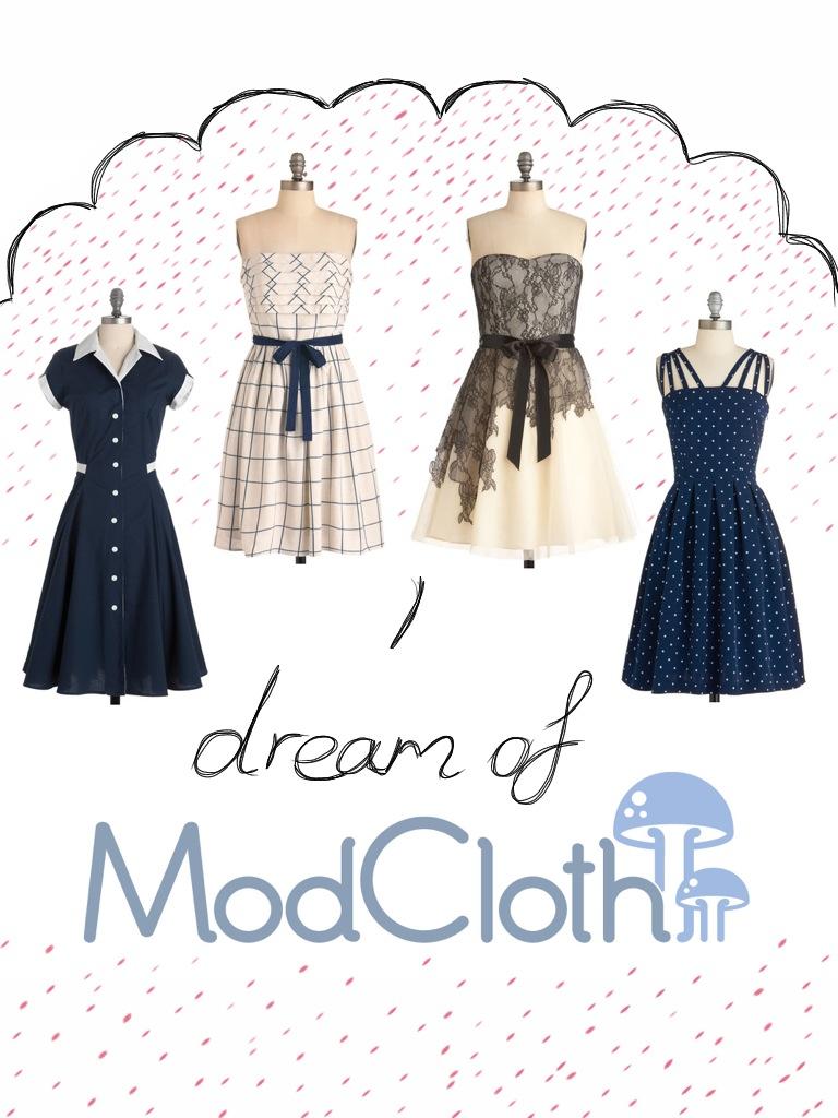 Top picks I love: Modcloth dresses