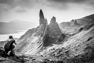 Old man of Storr | by johan wieland