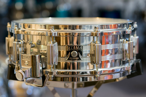 Tama King-Beat Snare Drum 14X5 | by sfmill13