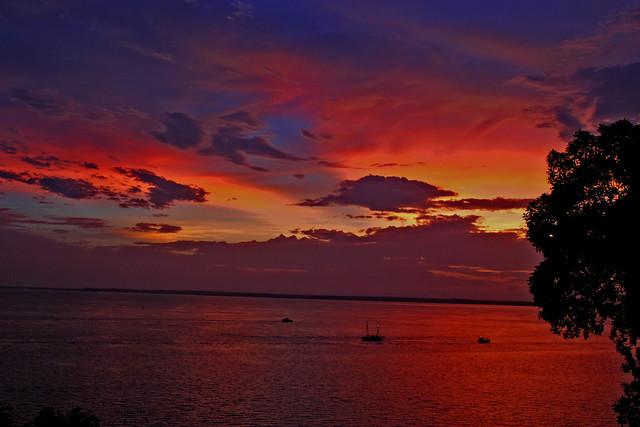 Sunsest, Darwin, Northern Territory, Australia