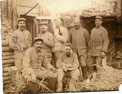 Victor (en haut a¦Ç gauche) 14-18