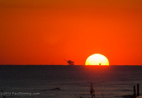 sunset fall beach gulfofmexico landscape unitedstates alabama sunsets dailyphoto gulfshores baldwincounty gulfshoresalabama baldwincountyalabama d7000 pauldiming gulfshoresbaldwincounty
