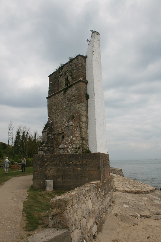 Remains of St Helens Church