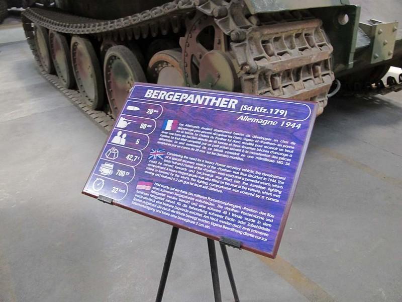 Sdkfz 179 Bergepanther 2